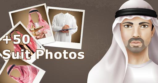Arab Saudi Man Suit Clothing