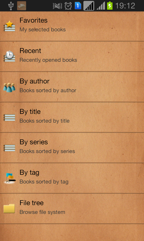 Smart Reader - screenshot