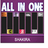 Shakira Song and Games Apps