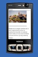 Screenshot of Guía Turística de Amsterdam