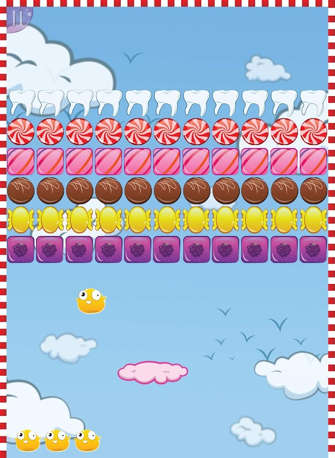 Candy Breaker: sugared quest - screenshot