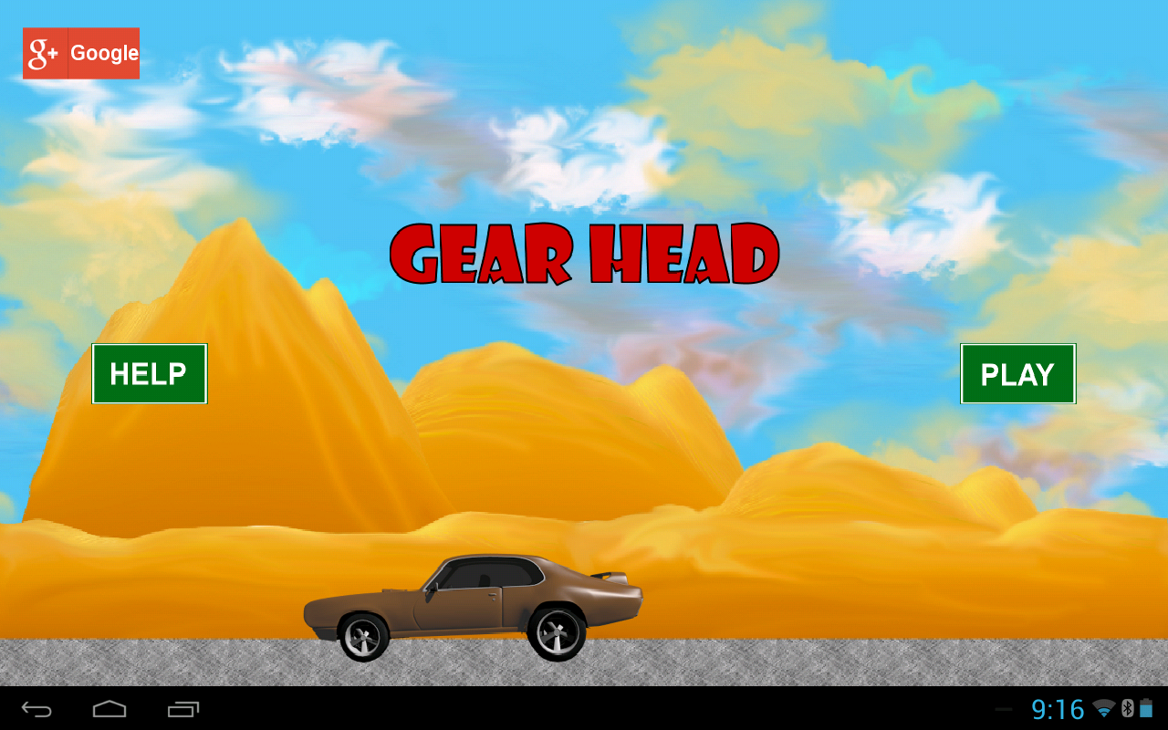 Gear Head Lite- screenshot