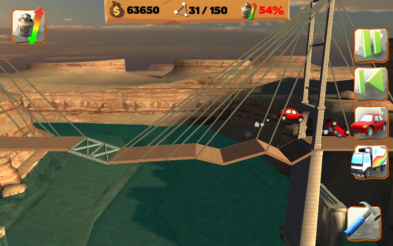 Bridge Constructor Playground screenshot #14