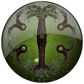 Celtic Tree of Life Go Locker