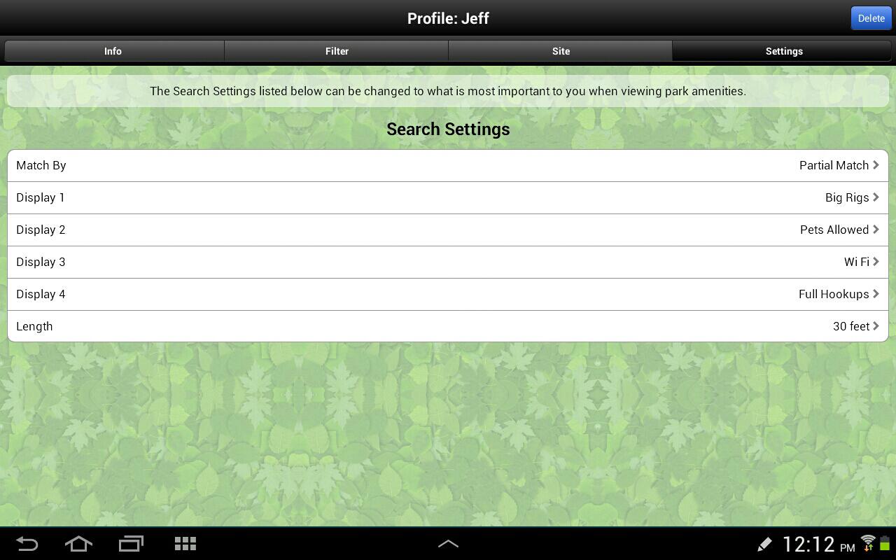 Book Jellystone Park™ - screenshot