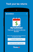 Screenshot of MyTaxRefund by TurboTax – Free
