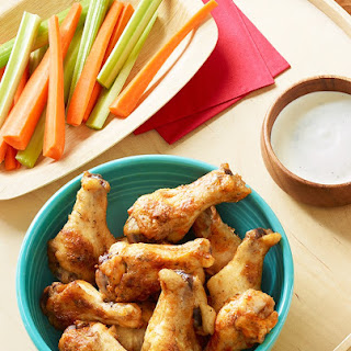Ranch Buffalo Wings.