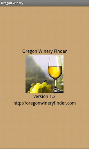 Oregon Winery for Tablets