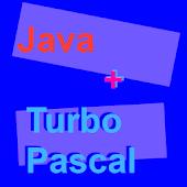 Turbo Pascal + Java