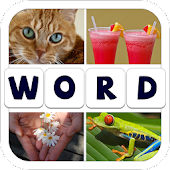 4 Pics Quiz: What's the Word?
