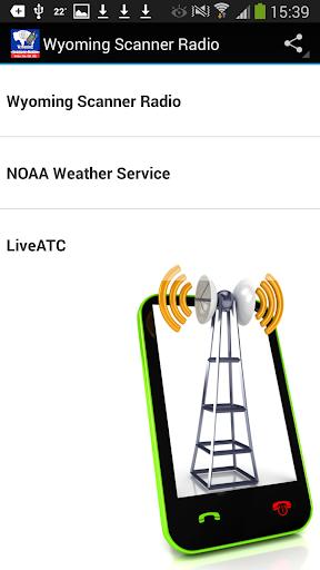 Scanner Radio Wyoming FREE