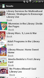 Chester County Library System- screenshot thumbnail