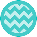 Chevron Blue Theme icon