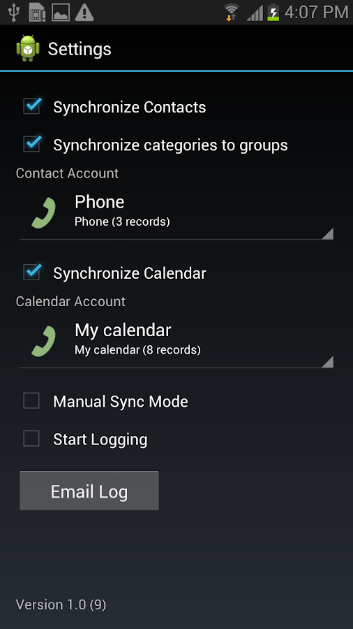 android sync app for outlook android apps on google play