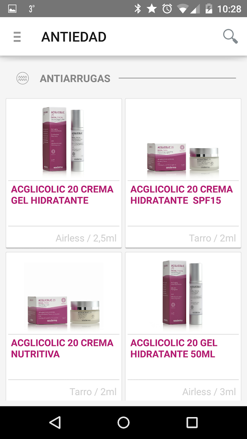 Sesderma Vademecum English- screenshot