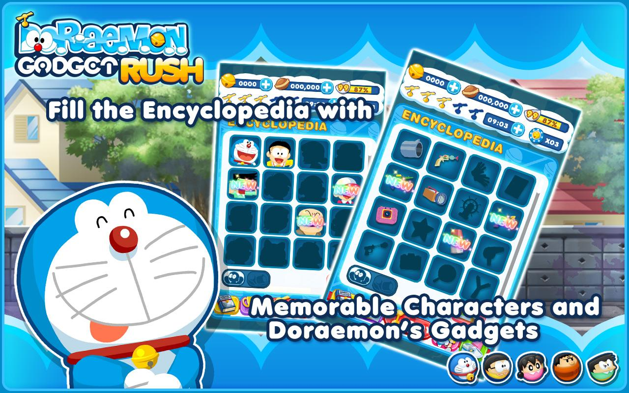 Doraemon Gadget Rush - screenshot