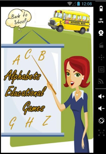 Alphabets : Educational Games