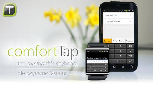 comfortTap Tastatur DE
