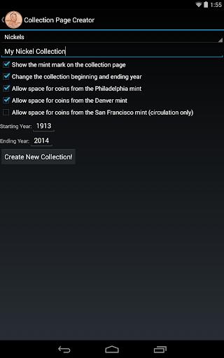 【免費書籍App】Coin Collection-APP點子