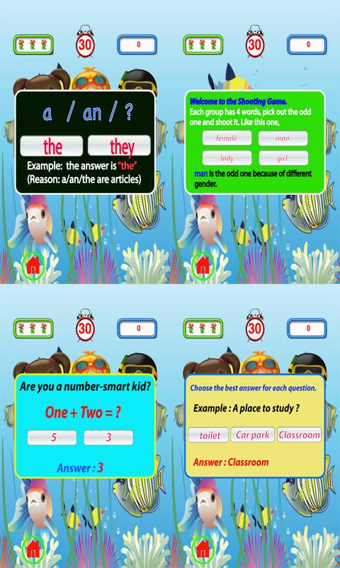 Smart English Challenge Free- screenshot