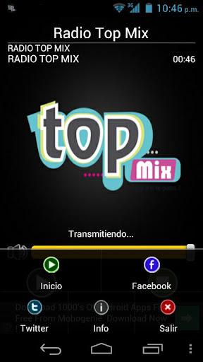 【免費音樂App】Radio Top Mix - Lima-APP點子