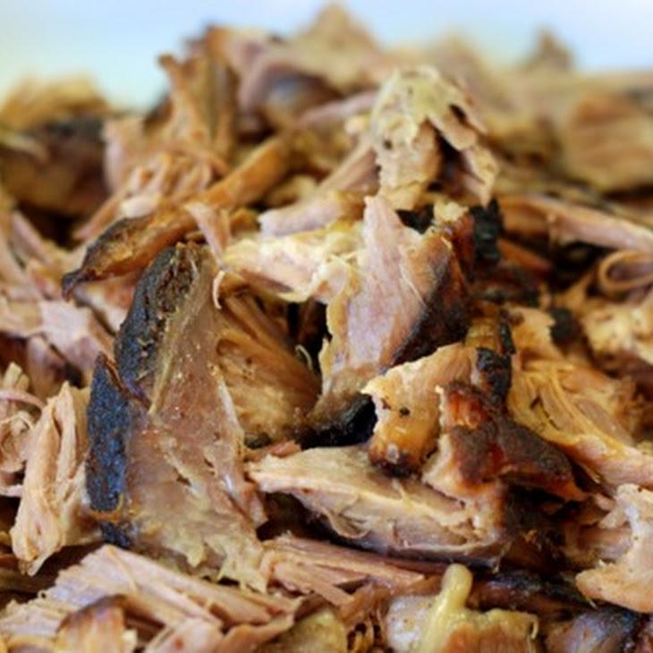 Overnight Oven-Braised Shredded Pork Tacos Recipe
