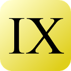 Los números romanos icon