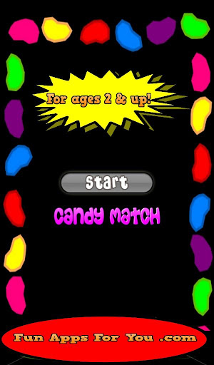Free Candy Match game