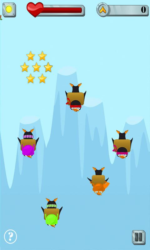 Penguin Airborne- screenshot