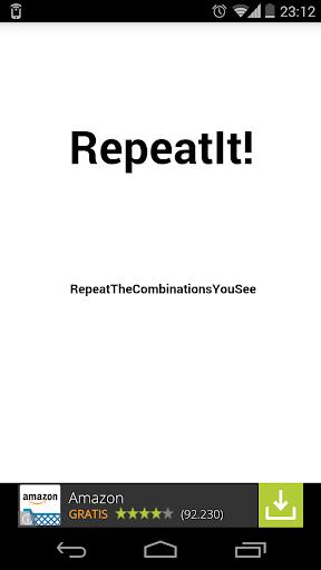 RepeatIt
