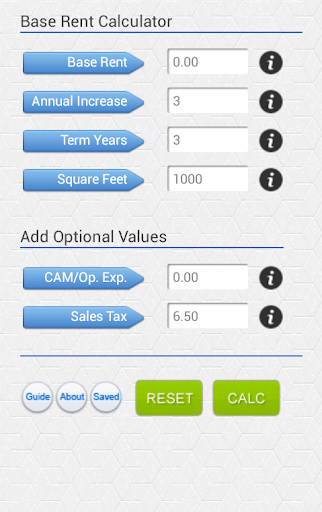 Commercial Rent Calculate Free