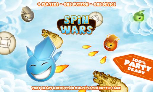 SPiN WARS - screenshot thumbnail