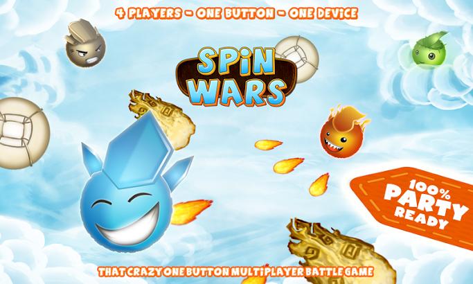 SPiN WARS screenshot