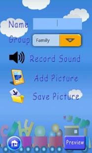 Family Flash Card Pro