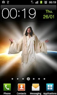 Jesus Crist Free wallpaper - screenshot thumbnail