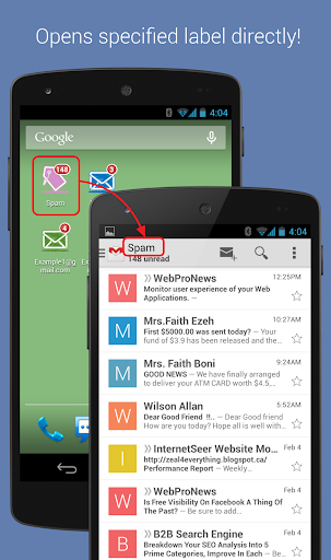Unread Badge PRO (for Gmail) v2 2 15 APK | ApkMagic