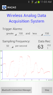 Analog Data Acquisition System- screenshot thumbnail
