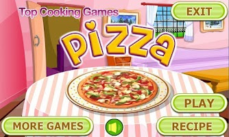 Screenshot of Cooking Pizza