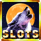 Slots Wolf FREE Slot Machines icon