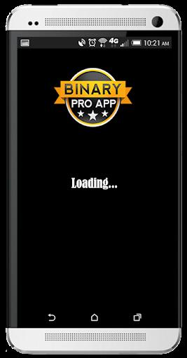 Binary Pro App