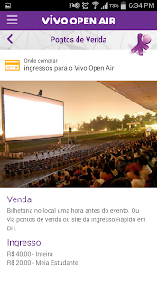 Vivo Open Air- screenshot thumbnail