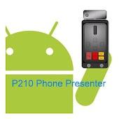 Phone Presenter P-210