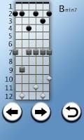 Screenshot of Learn Advanced Guitar Chords