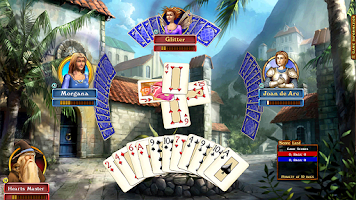 Screenshot of Hardwood Spades