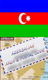 AZERBAIJAN AREA & POSTAL CODE - screenshot thumbnail