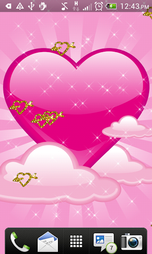 Download Pink Girly Live Wallpaper Google Play softwares ...