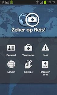 Zeker op Reis - screenshot thumbnail