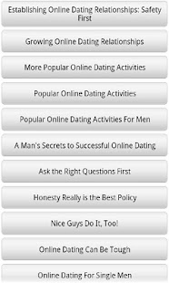Audiobook - Online Dating- screenshot thumbnail
