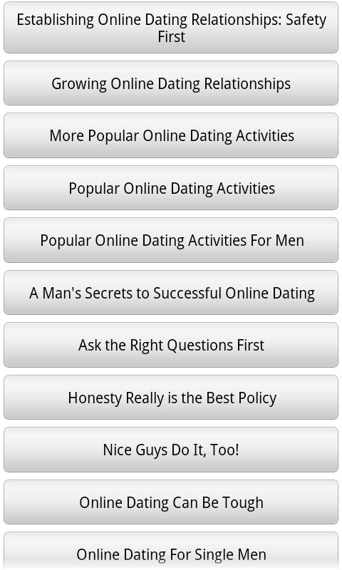 Audiobook - Online Dating- screenshot