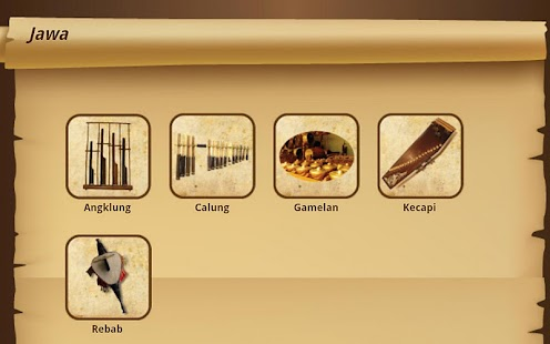 Alat Musik Tradisional- screenshot thumbnail
